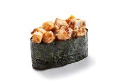 鳗鱼卷寿司 库存照片
