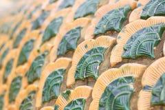 鳞状龙雕象泰国 免版税图库摄影