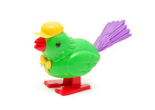 鸟玩具 库存照片