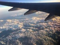 鸟眼睛横向马来西亚s热带视图 图库摄影