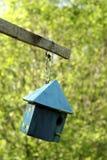 鸟舍 免版税图库摄影