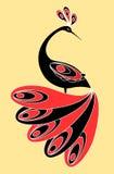 鸟魔术 免版税库存图片