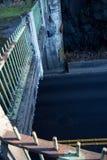 鸟鸟眼睛布拉格s视图 免版税库存照片