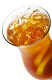 鸡尾酒冰了海岛长的茶 免版税库存照片
