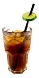 鸡尾酒冰海岛长的茶 免版税库存照片
