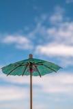鸡尾酒的伞 库存图片