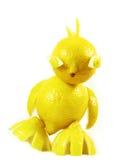 鸡柠檬 图库摄影