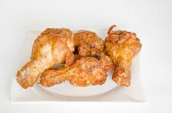 鸡油炸物3 库存图片