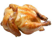鸡油煎了 免版税库存照片