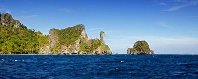 鸡海岛 库存图片