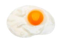 鸡煎蛋 免版税库存照片
