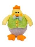 鸡玩具 库存图片