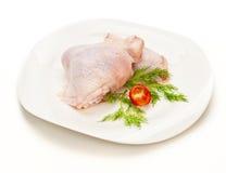 鸡臀部 库存图片