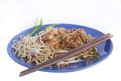 鸡蛋泰国油煎的淡菜 库存图片
