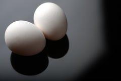 鸡鸡蛋 免版税图库摄影