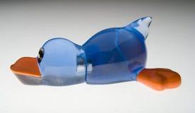 鸭子玻璃 免版税图库摄影