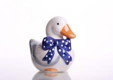 鸭子瓷 免版税库存照片