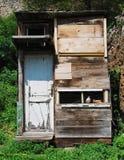 鸽子小屋 库存图片