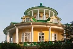 鸽房房子莫斯科俄国 免版税库存图片