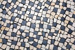 鹅卵石在波尔图 免版税库存图片