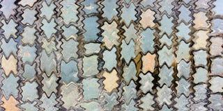 鹅卵石样式/背景 免版税库存图片
