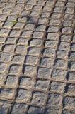鹅卵石的样式 免版税库存照片