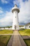 鹅鸾鼻灯塔,恒春,台湾 库存图片