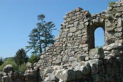 鹿修道院,阿伯丁郡 免版税库存照片
