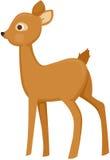 鹿母亲 免版税库存照片