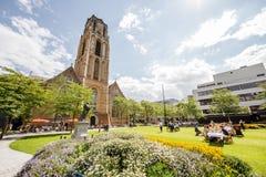 鹿特丹市在荷兰 库存图片