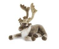 鹿玩具 免版税库存照片