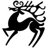 鹿 免版税库存照片