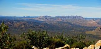 麦克唐奈尔山脉国家公园,北方领土,澳大利亚 免版税库存图片