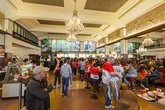 麦克唐纳皇家餐馆 免版税库存图片