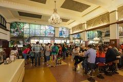 麦克唐纳皇家餐馆 库存图片