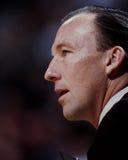 麦克Dunleavy,主教练 免版税图库摄影