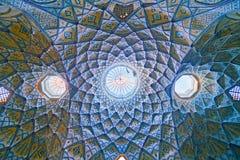 麦加朝圣塞义德Hossein Sabbaq Timcheh,喀山惊人的圆屋顶  库存图片