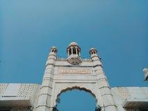 赴麦加朝圣过的伊斯兰教徒阿里 免版税库存图片