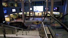 麦卡伦国际机场LAS 免版税库存图片