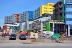 麦吉尔大学健康中心 免版税图库摄影