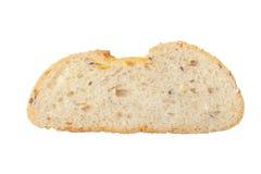 从黑麦和小麦面粉的面包 库存图片