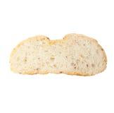 从黑麦和小麦面粉的面包 免版税库存照片
