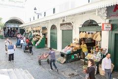 麦地那处所在突尼斯 免版税图库摄影
