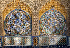 麦地那,唐基尔,摩洛哥的老部分 免版税图库摄影
