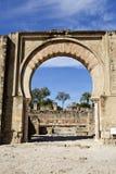 麦地那Azahara废墟  免版税库存图片