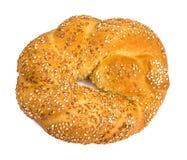 麦子面包店产品用芝麻 库存图片