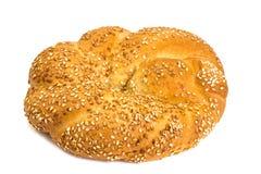 麦子面包店产品用芝麻 免版税库存图片