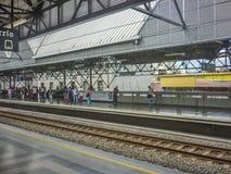 麦德林哥伦比亚地铁  免版税库存图片