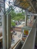 麦德林哥伦比亚地铁  库存图片