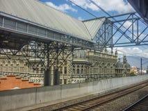 麦德林哥伦比亚地铁  免版税库存照片